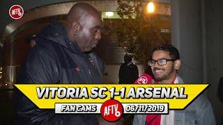 Vitoria SC 1-1 Arsenal | Xhaka Should Be Playing!