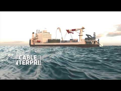 Offshore Advanced Cable Laying - BOSIET cameraman/videograph