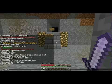 Minecraft Servival Sms Server