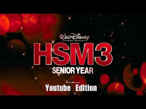 High School Musical 3 Youtube Edition - Official Trailer