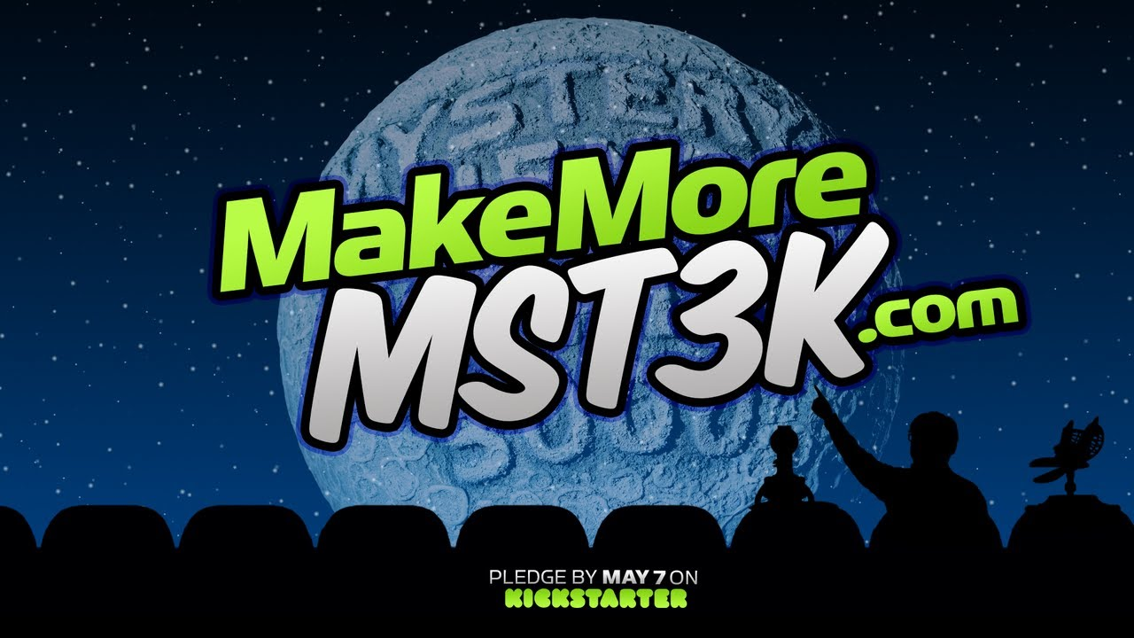 Download #MakeMoreMST3K Livestream VI: ZOMBIE NIGHTMARE!