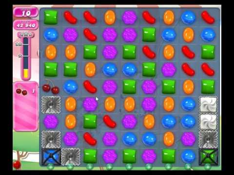 Candy Crush Saga Level 2286 - NO BOOSTERS