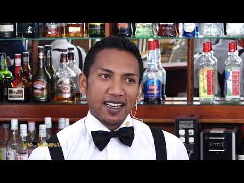 TSIKONINA DU 20 JUILLET 2019  cocktail   E T SY COCONUT LIPS  BY TV PLUS MADAGASCAR