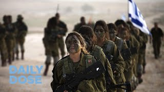 The Rise in Israeli Women Entering IDF Combat Units