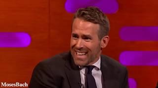 Baixar 'Deadpool 2' Actor Ryan Reynolds II The Graham Norton Show