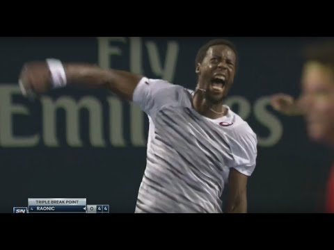 Djokovic rolls Berdych, Monfils shocks Raonic