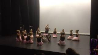 Klassiek Ballet Ommen - seizoen 2016/2017