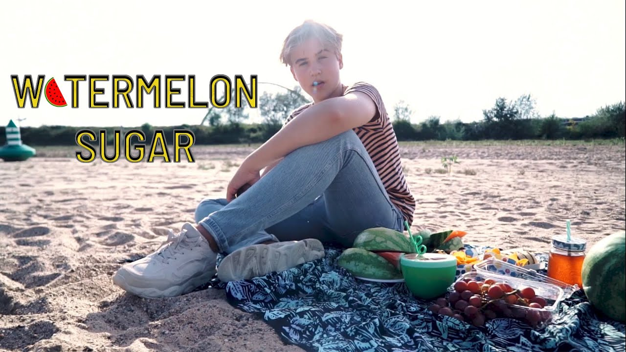 Niels - Watermelon Sugar (covered from Harry Styles) | Niels Schlimback