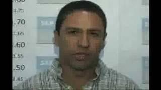 """Detención de Gustavo Rivera Martínez, alias """"El Licenciado"""","""