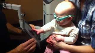 Stereo (3D) Vision Test - Infant