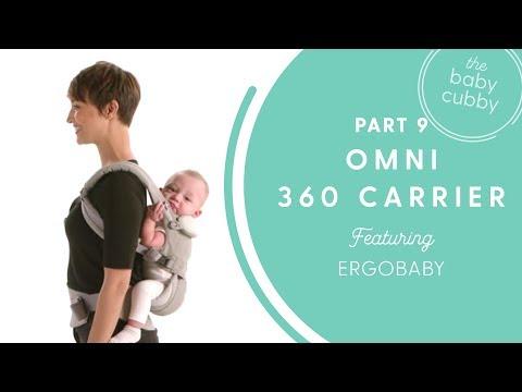 PART 9: Ergobaby Omni 360   Back Carry