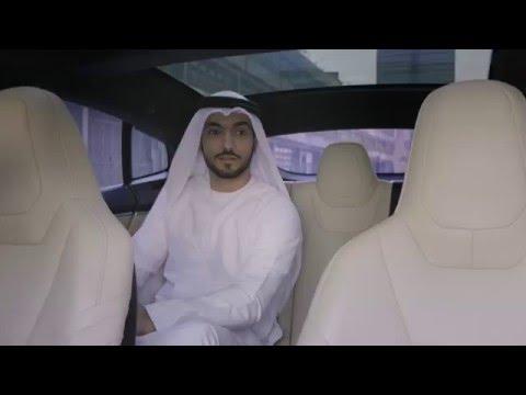 Dubai's First Driverless Car Experience - تجربة دبي الأولى للمركبات بدون سائق