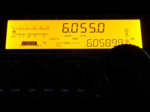 Radio Nikkei 6055khz