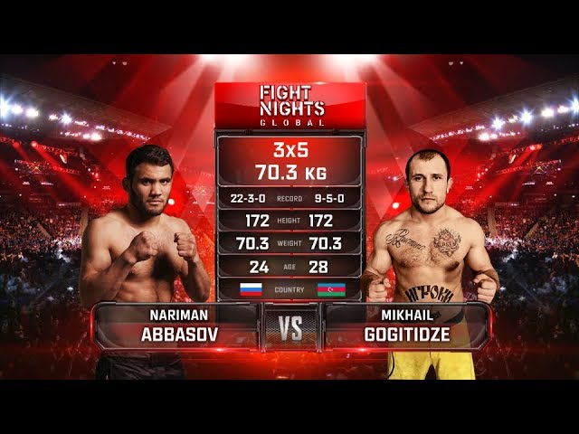 """Döyüşçümüz """"Fight Nights Global""""da rinqə çıxacaq -"""