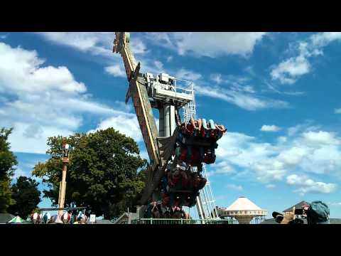 Seabreeze Amusement Park, Rochester, NY - YouTube