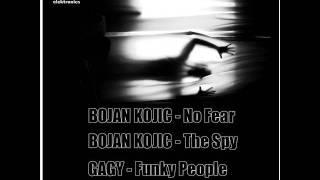 Bojan Kojic - The Spy [Original Mix,BK Elektronics Recordings 005]