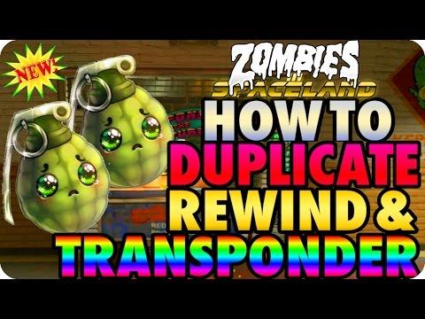 "Zombies In Spaceland Glitches: How To Duplicate ""Rewind Grenade/Transponder"" - Infinite Warfare"