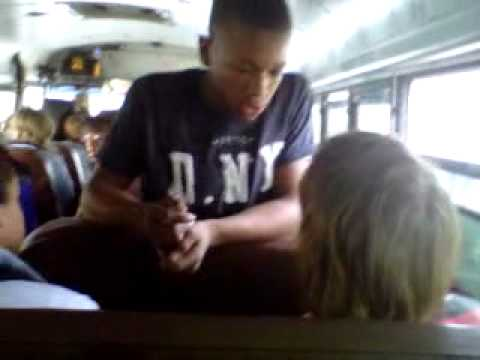 Markiez Punking People On Bus #8