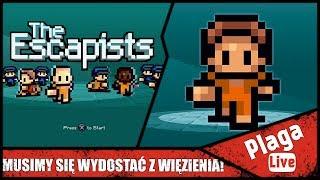 MUSIMY SIĘ WYDOSTAĆ Z WIĘZIENIA! (The Escapists #1) | PlagaLive