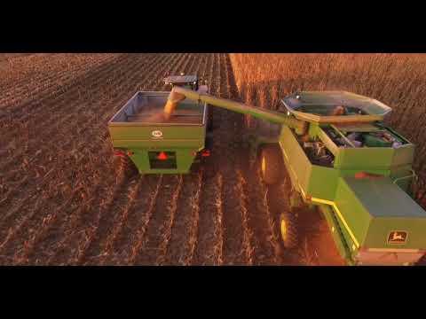 """A Nebraska Harvest"""
