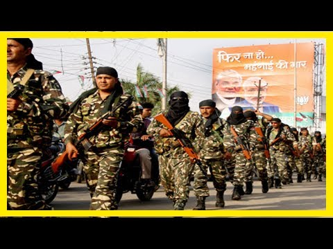 Govt introduces stint with police for new capf officers - USA News