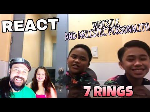 VOCAL COACHES REACT: TNT BOYS - 7 RINGS ARIANA GRANDE COVER