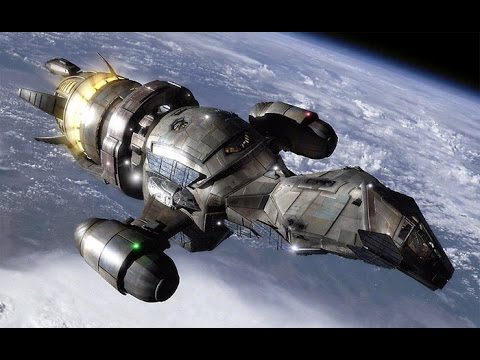 The story behind Firefly and Serenity as told by its visual effects supervisor  - BBC Click