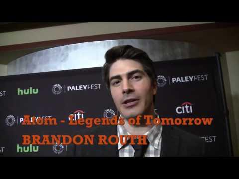 The CW Superhero Documentary w/Melissa Benoist, Stephen Amell, Grant Gustin...