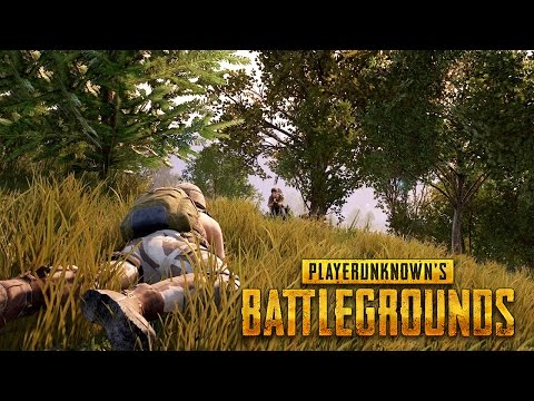 DAYZ + H1Z1 = THIS GAME!!! - PLAYER UNKNOWN BATTLE GROUNDS GAMEPLAY!!!