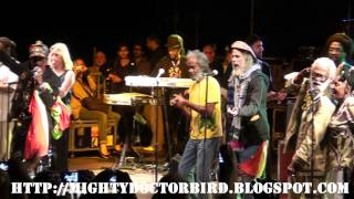 LEE SCRATCH PERRY + MAX ROMEO + THE CONGOS - WAR IN A BABYLON LIVE 2011 @ ROSNY SOUS BOIS