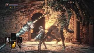 "DARK SOULS 3 - #16 ""Manos: The Hands Of Fate"""