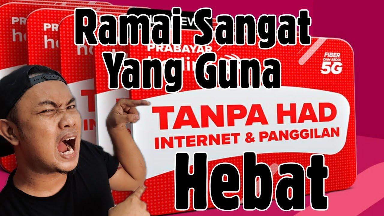 Download Ramai Gila Ni Yang Guna Hotlink Unlimited-KAYA
