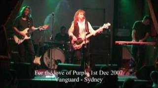 Deep Purple Soldier of fortune For the love of Purple 07