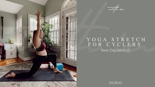 Yoga Stretch for Cyclers