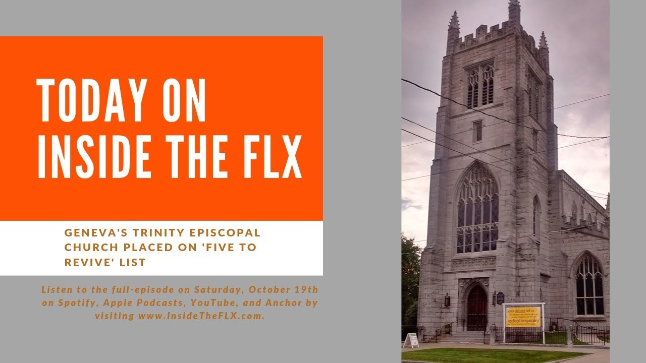 INSIDE THE FLX: Discussing the future of the Trinity Church in Geneva (podcast)