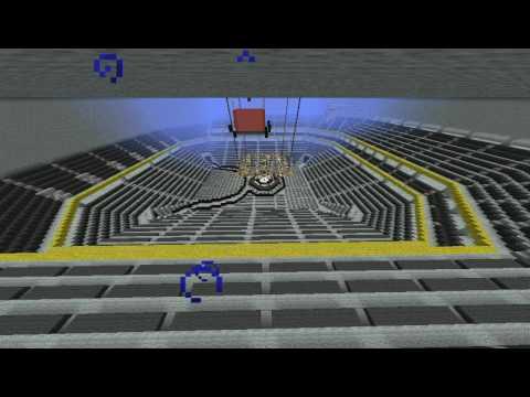 Ufc 200 T Mobile Arena Minecraft Pe