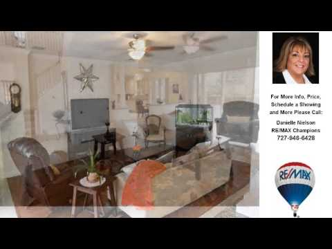 2703 MANNING DRIVE, TRINITY, FL Presented by Danielle Nielson.