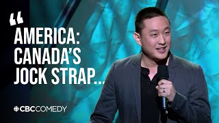 What's the difference between American and Canadian patriotism? | Leonard Chan