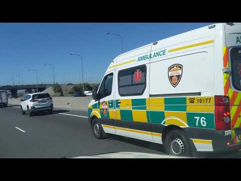 Driving The N2 Toward CPT, Cape Town, South Africa, 2019-04-25