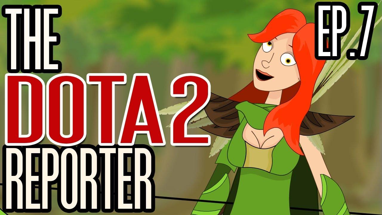 Download The DOTA2 Reporter Episode 7: Global Meltdown