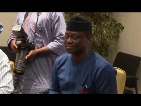 VP Osinbajo Hosts Liberia Vice President