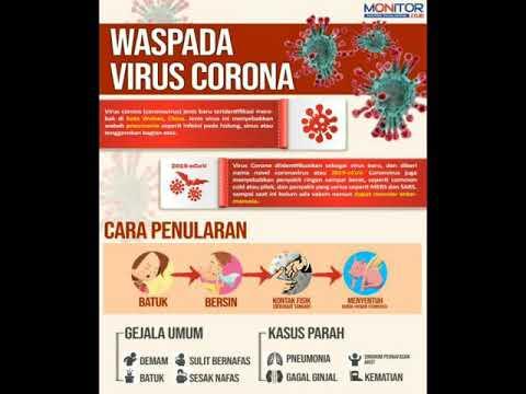 Waspada virus corona - YouTube