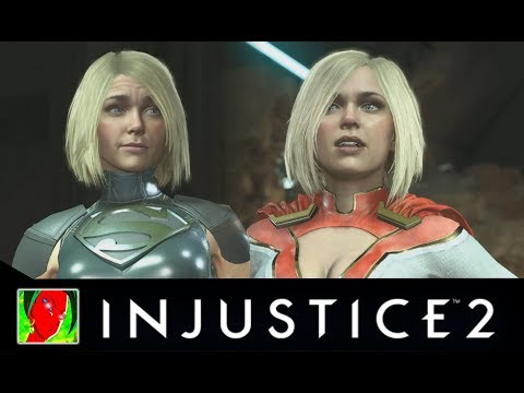 Thumbnail: Injustice 2 - Regular Characters Vs Premier Skins All Intro Dialogues