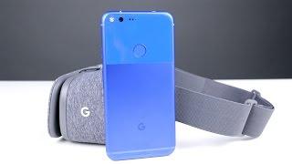 Распаковка Google Pixel XL и Daydream. Что-то пошло не так...