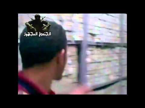 NATO Rats  Robbing Libya's Benghazi Central Bank ($750m), 03.11, Libya
