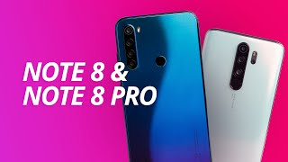 Xiaomi Redmi Note 8 e Note 8 PRO [Unboxing/Hands On]