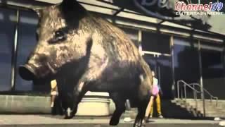 Grand Theft Auto V  Spirit Animals   Part 3hot video