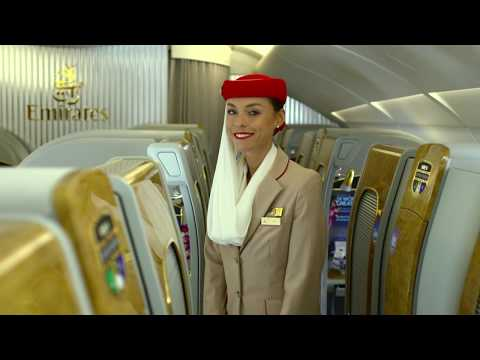 Dubai Airshow 2019 Highlights | Emirates Airline