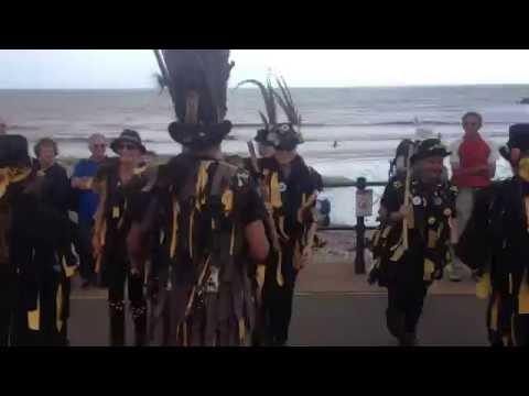 Cornish Morris Dancers