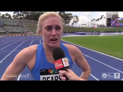Sally Pearson wins! - Women's Open 100m Hurdles Final 2017 Australian Athletics Championships